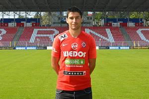 Zoran Gajič je novou posilou Zbrojovky do obrany.