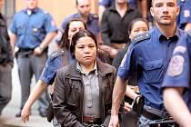 Nguyen Thi Duyen, mezi znojemskými uživateli známé jako Zina.