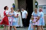 Obnovení hodů se před devíti lety ujal Kuřimský dámský klub.