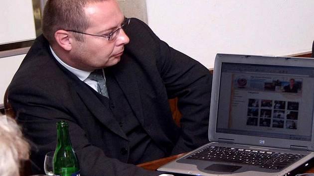 Obviněný Zdeněk Balabán