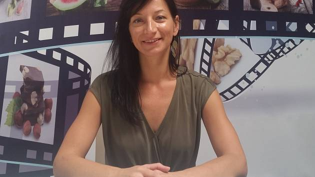 Personalistka Hana Gergičová.