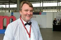 Na brněnském výstavišti začala mezinárodní soutěž vín Concours Mondial de Bruxelles - Thomas Brandl