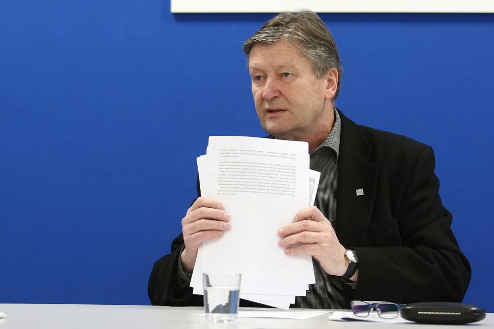 Rozhovor na konci týdne s Václavem Gargulákem, generálním ředitelem Povodí Moravy