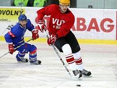 Hráči Vysokého učení technického porazili rivaly z Masarykovy univerzity 5:3.