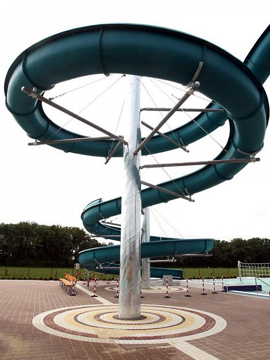 Akvapark v Žabčicích poslouží až dvěma tisícovkám návštěvníků.