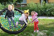 Odborníci radí, jak zvýšit dětskou imunitu. Pomoci může i pohyb na čerstvém vzduchu. Ilustrační snímek.