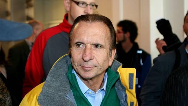 Dvojnásobný mistr světa Formule 1 Emerson Fittipaldi