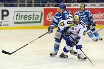 Hokejová Kometa částečně odčinila výprask na ledě Sparty. Doma přehrála Kladno 3:0.