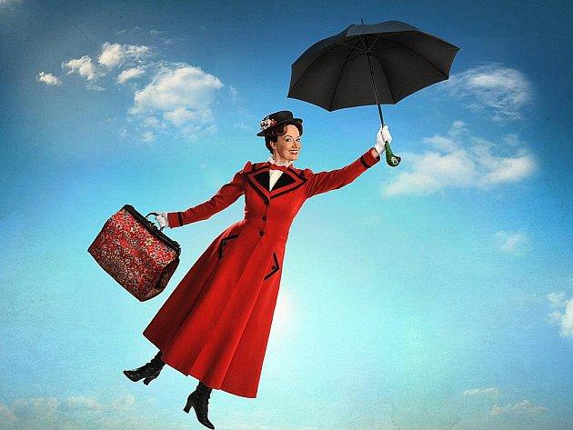 Městské divadlo Brno uvede jako šesté na světě rodinný muzikál Mary Poppins.