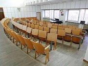 Zákulisí Janáčkova divadla.