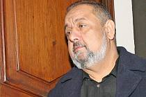 Zdeněk Olah u brněnského soudu.