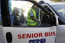 Seniorbus. Ilustrační foto.