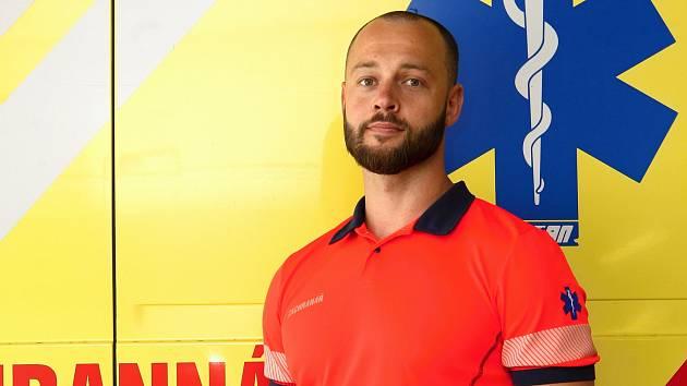 Rozhovor na konci týdne se záchranářem Tomášem Dvořáčkem.