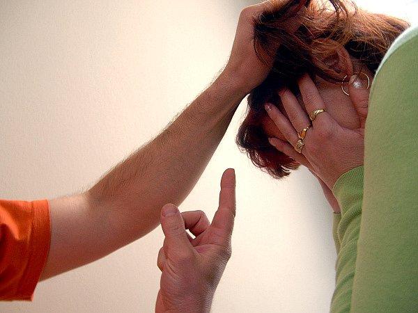 Ilustrační: Domácí násilí