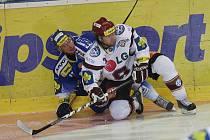Hokejista Komety Brno Holec.
