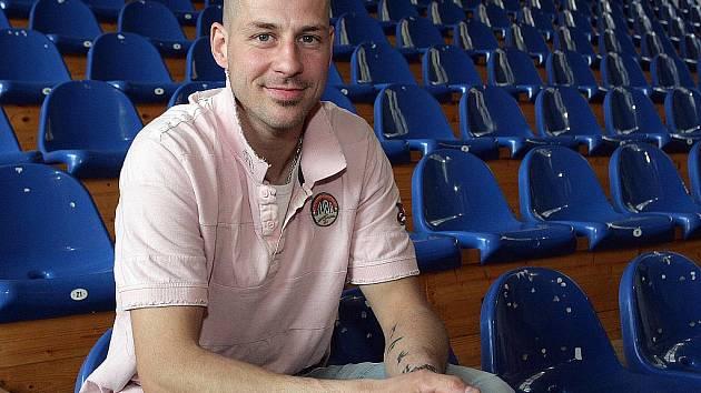 Bývalý útočník brněnské Komety Kamil Brabenec.