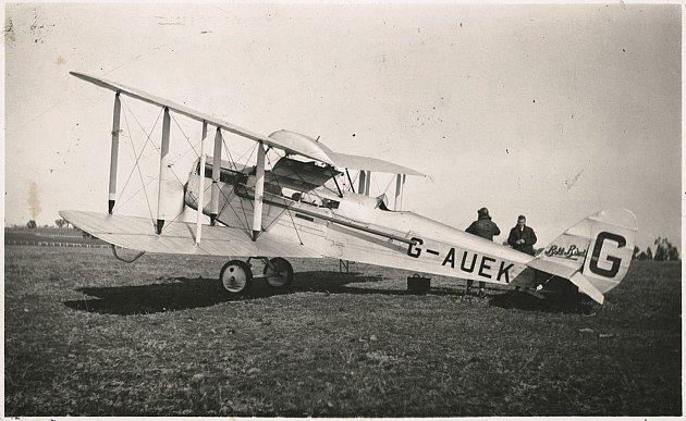 De Havilland DH.50.