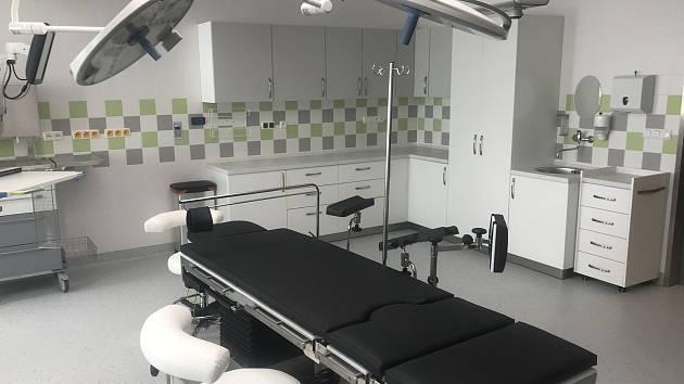 V brněnské Úrazové nemocnici zrekonstruovali urologické oddělení.