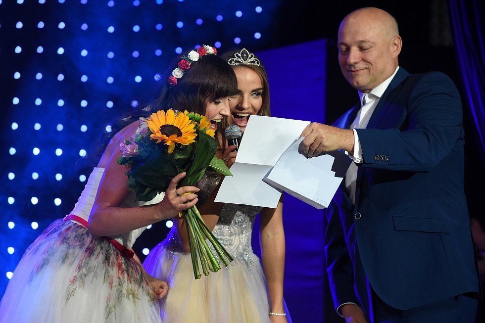 Finále soutěže Dívka a Princezna České republiky 2018 v brněnské Bobyhall.