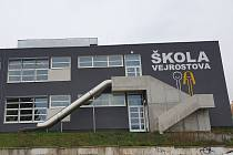 Základní škola Vejrostova v brněnské Bystrci.