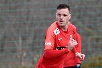 Fotbalista Ondřej Vaněk.