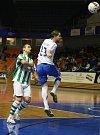 Futsalisté Tanga zvítězili nad Bohemians 5:4.