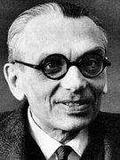 Kurt Friedrich Gödel.