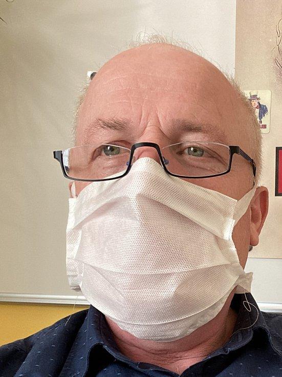 Poznali jste ho? Evžen Adámek, ředitel Oblastní charity Znojmo.
