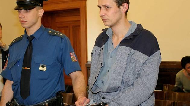 Marek Doležal se chtěl dostat na svobodu, proto zapálil vězení.