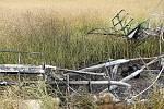 Smrtí pilota skončila v pondělí krátce po poledni nehoda jednomístného sportovního letadla poblíž letiště v brněnských Medlánkách. Letoun se zatím z neznámých důvodů zřítil do pole s řepkou poblíž Turistické ulice.