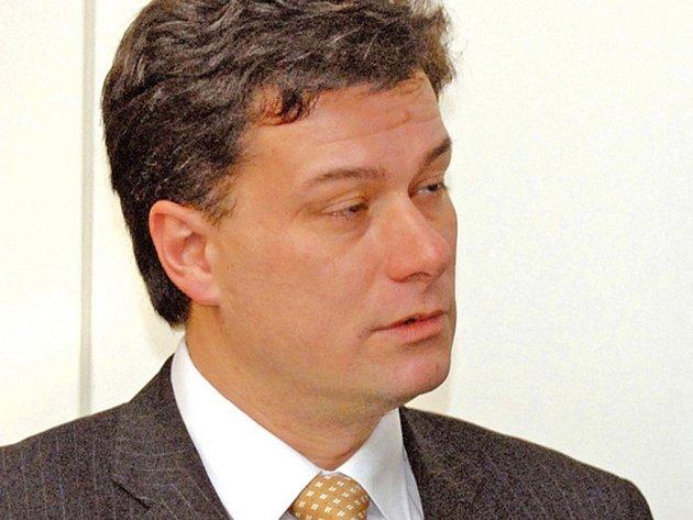 Pavel Blažek z ODS