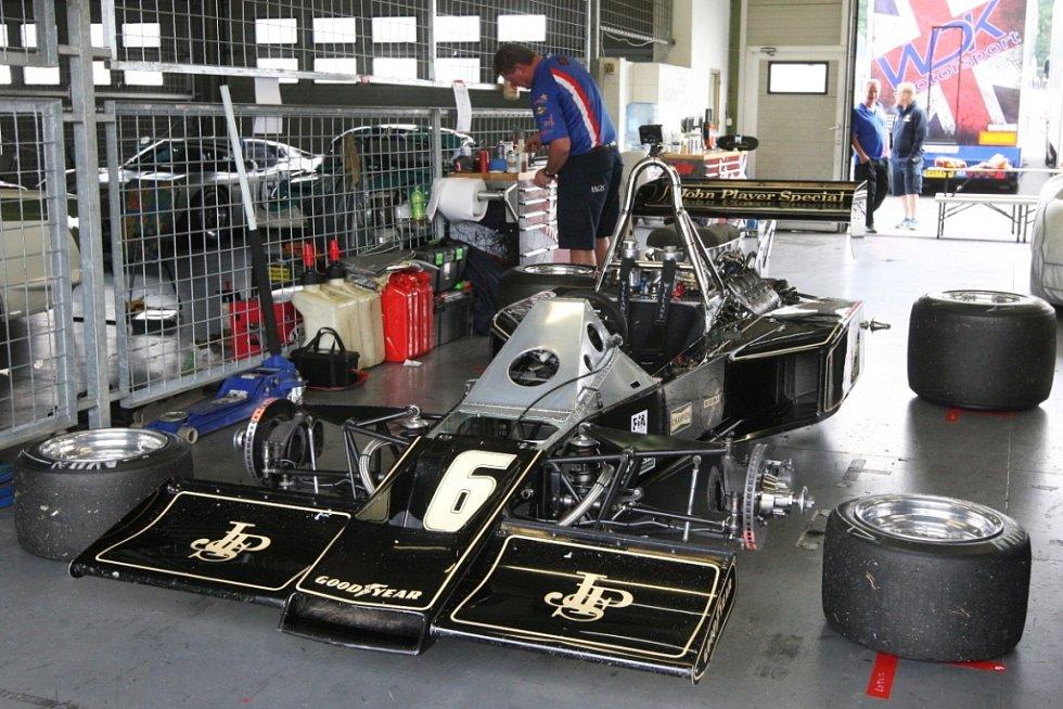 Brno Grand Prix Revival.