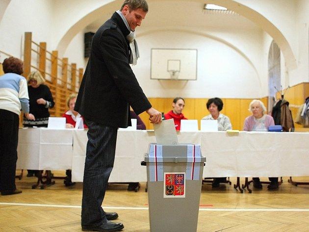 Volební komise v Brně si první den prezidentských voleb pochvaluje vysokou účast.