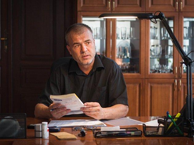 Karel Havlíček na postu ředitele České obchodní inspekce pro Jihomoravský a Zlínský kraj nahradil Tatianu Neuhybelovou.