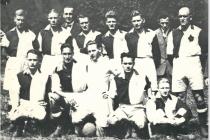 V roce 1928 patřil tým Moravské Slavie ke špičkovým moravským týmům.