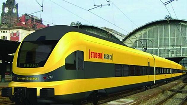Vlaky Student Agency Pro Regiony Maji Jmeno Regiojet Brnensky Denik