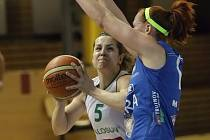 Basketbalistka Veronika Vlková.