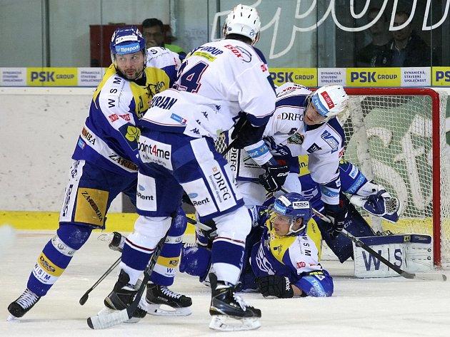 Kometa Brno podlehla Zlínu 1:2.