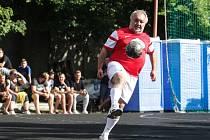 Jubilejní pětadvacátý ročník největšího a nejstaršího futsalového turnaje na jižní Moravě Saňař Cup.