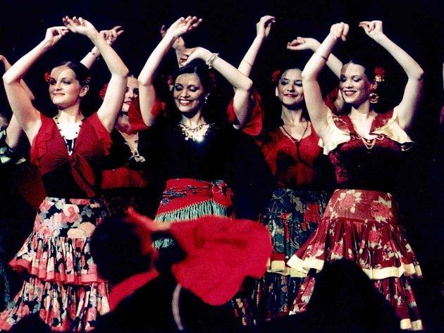 Tanečnice z Lúčnice, a nejen ony, se dnes představí brněnským divákům v programu Slovenský triptych.