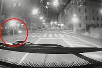Policie hledá důležité svědky dopravní nehody.