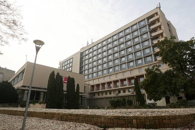 Brněnský hotel International