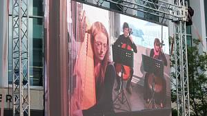 Druhý koncert pro veřejnost po hromadném uzavření kulturních institucí odehrála Filharmonie Brno.