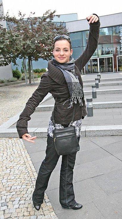 Herečka Radka Coufalová se rolí chůvy v muzikálu Mary Poppins vrací na jeviště po druhé mateřské dovolené.