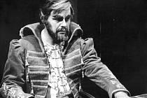 Josef Klán a jeho titulní role v Borisi Godunovovi.