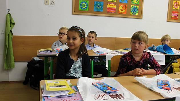 Do lavic usednou další školáci. Deváťáci z Vysočiny se připravují na přijímačky