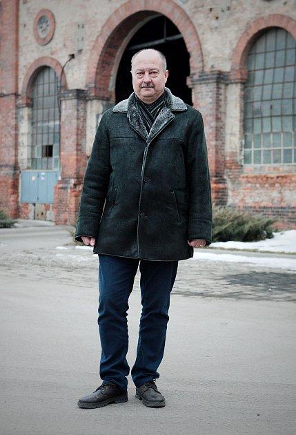Provozní ředitel Brněnských komunikací Leoš Chasák.