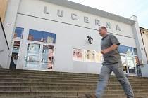 Kino Lucerna v brněnských Žabovřeskách.