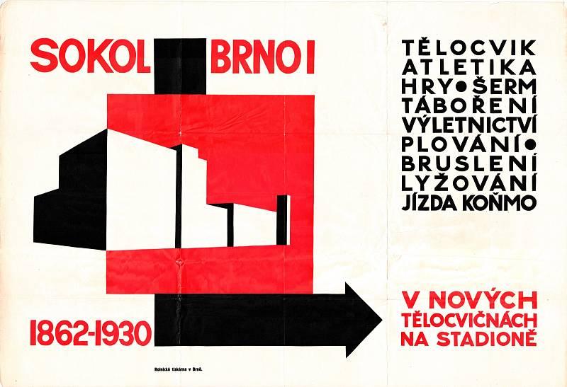 Plakát Sokola.