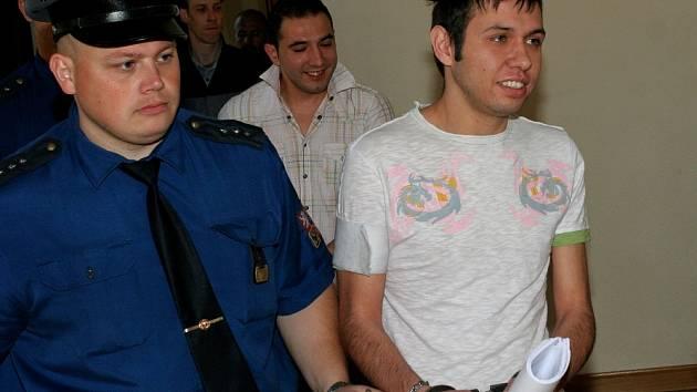 Jednoho z Farkašových společníků vede k soudu policie.